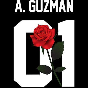 Alex Guzman - Rose by amandamedeiros