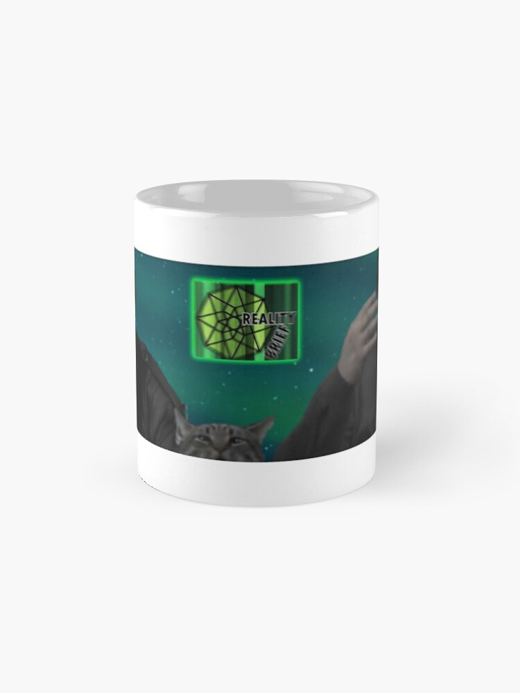 Alternate view of Reality Brief Swag Shop Mugs
