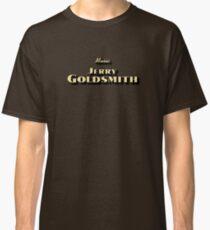 Chinatown | Music by Jerry Goldsmith Classic T-Shirt