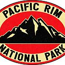 Pacific Rim National Park British Columbia Canada Long Beach by MyHandmadeSigns