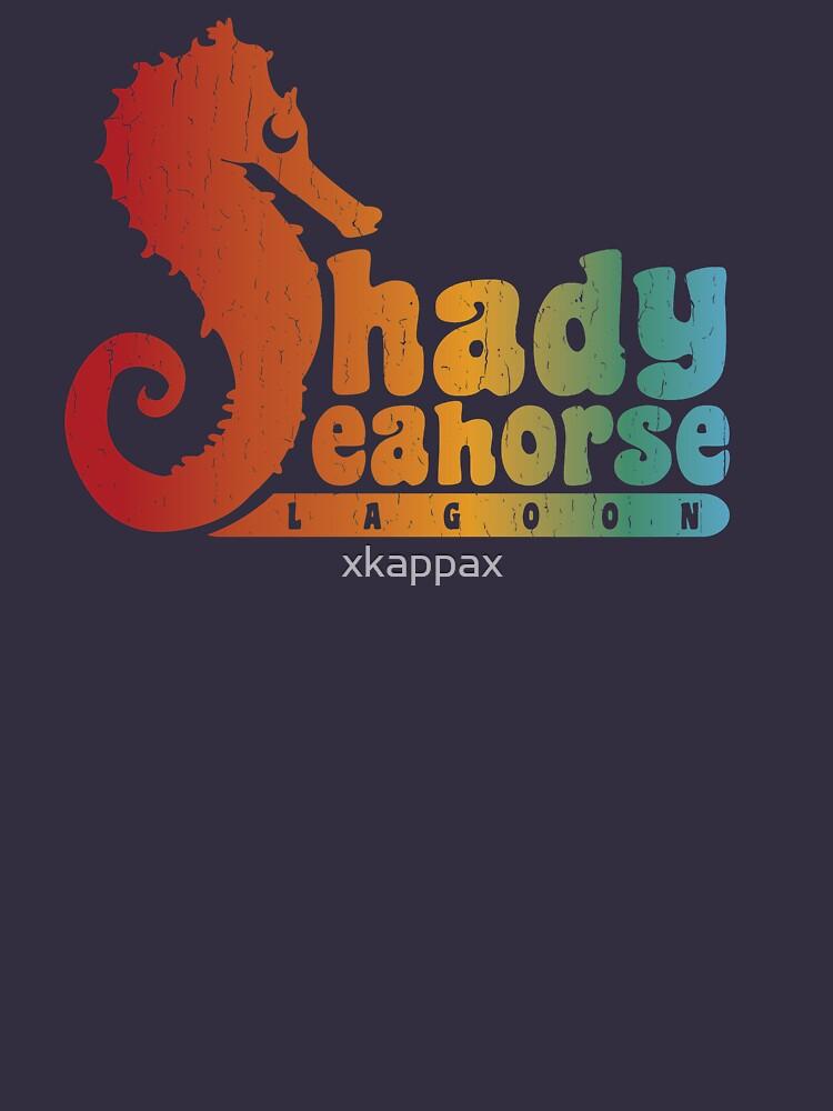 Shady Seahorse Lagoon by xkappax