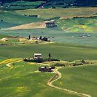 Springtime in Italy by Viv Thompson
