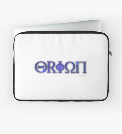 Eyes of Orion Laptop Sleeve