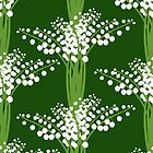 lily of the valley pattern by demonkourai