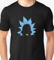 Rick Sanchez silhouette  Unisex T-Shirt