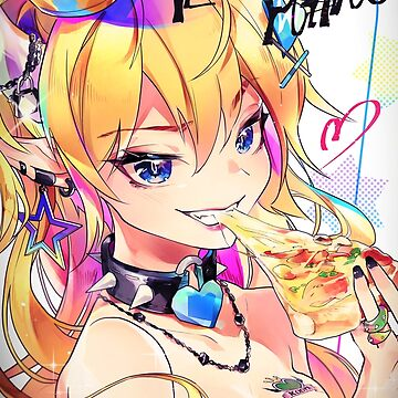 Bowsette artwork by hml16
