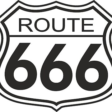 route 666 by janneman99