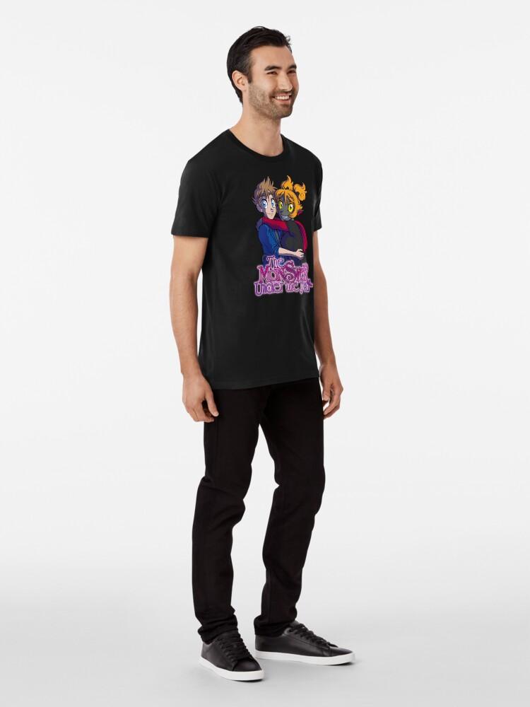 Alternative Ansicht von TMUTB Tim & Shadow Hug Premium T-Shirt