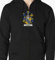 Stoney Coat of Arms - Family Crest Shirt Zipped Hoodie