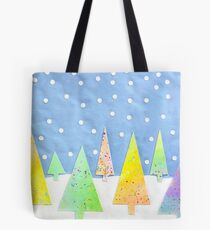Happy Winter! Tote Bag