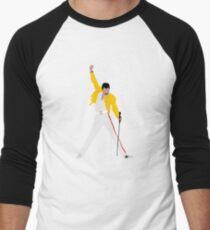 Camiseta ¾ bicolor para hombre fred2