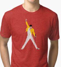 Camiseta de tejido mixto fred2