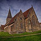 Old Heathfield All Saints by Dave Godden