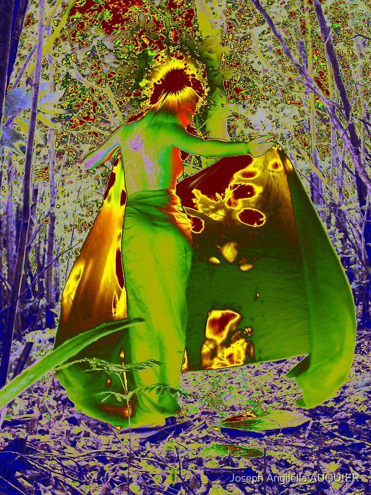 Sun dress by joseph Angilella AUQUIER