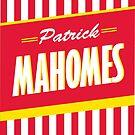Patrick Mahomes Whataburger Ketchup by SkipHarvey