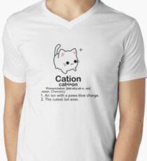 Cation  Men's V-Neck T-Shirt