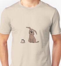 Coffee time Slim Fit T-Shirt