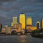 City Sunset by Geoff Carpenter