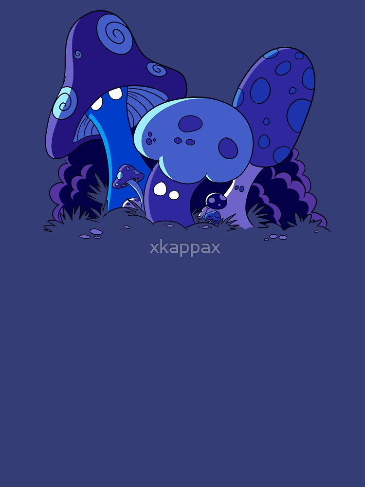 Mushrooms by xkappax