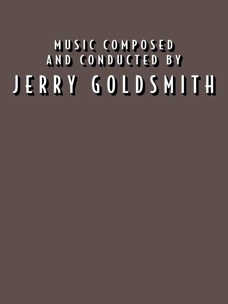 The Shadow | Music Composed and Conducted by Jerry Goldsmith by directees