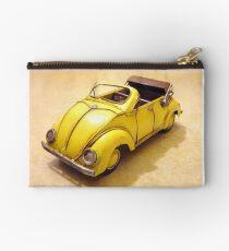 yellow bug Studio Pouch