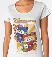 Super Albonshasta Bros.  Women's Premium T-Shirt