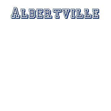Albertville by CreativeTs