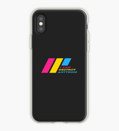 [OLD] Pride Stripe: I Can Destroy Anything iPhone Case