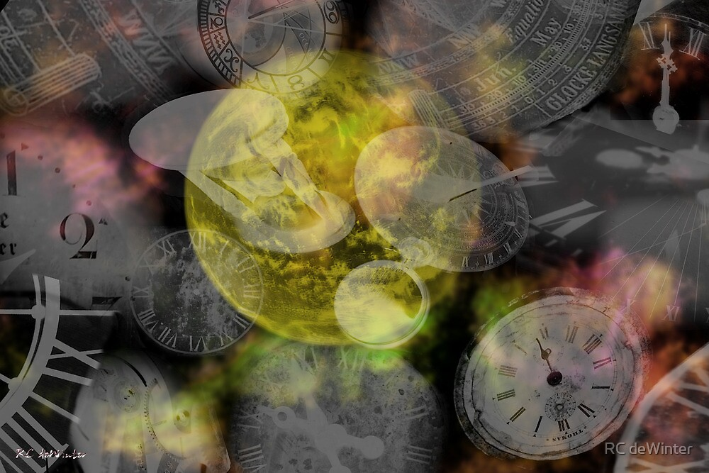 The Time is Out of Joint by RC deWinter