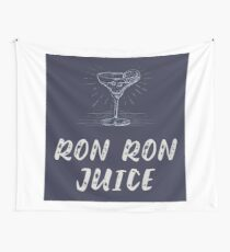 Ron Ron Juice Wall Tapestry