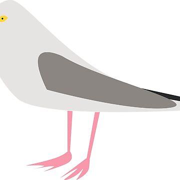 Seagull by degreek