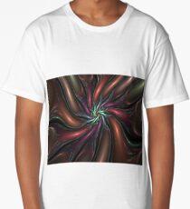 Beaten Fire Long T-Shirt