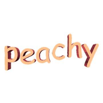 peachy by letsplaymurder