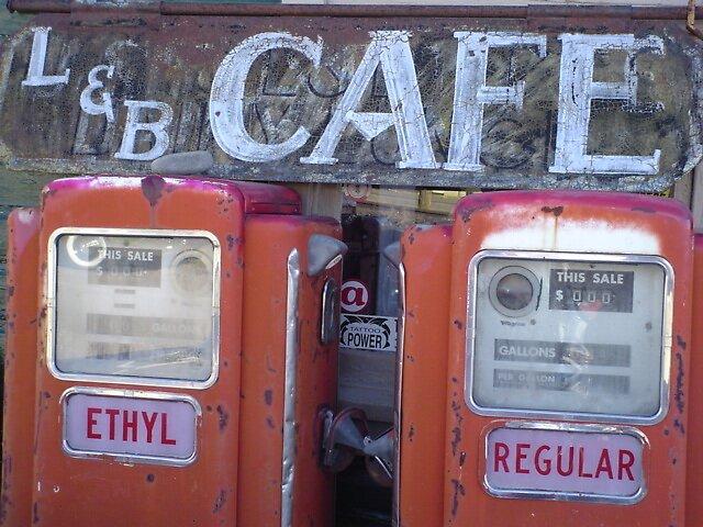 Ethyl or Regular?   by Roz Fayette