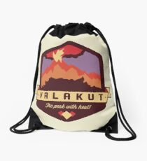 Valakut - The peak with heat! Drawstring Bag