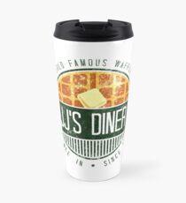 jj's diner - color Travel Mug