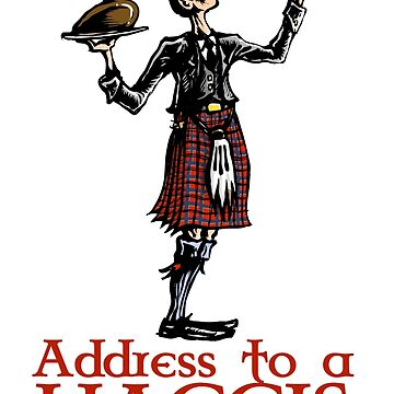Address to a Haggis by rawline