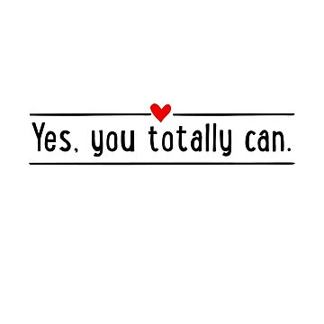 Yes you totally can by Vectorqueen