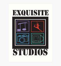 EXQUISITE STUDIOS Art Print