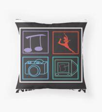 EXQUISITE STUDIOS Throw Pillow