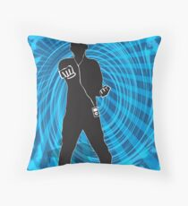 i Fight Throw Pillow