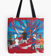 bloody twins Tote Bag