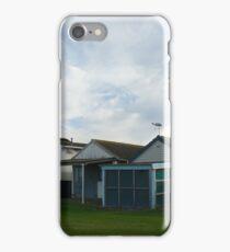 Beach Houses, Campbells Cove iPhone Case/Skin