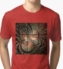 Unfolding Air Tri-blend T-Shirt