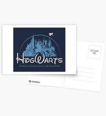 HOGWARTS Postcards
