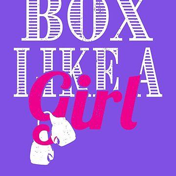 Box Like A Girl by AhuvaR