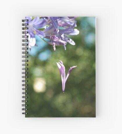 Dont Let Me Go Spiral Notebook
