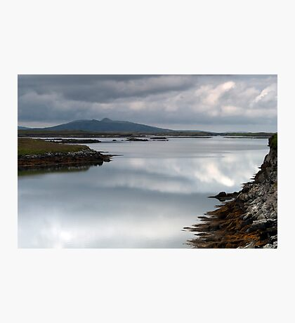 North Uist: Perfect Calm Photographic Print