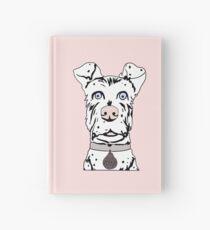 SPOTS DOG Hardcover Journal