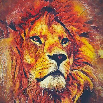 lion art #lion #animals by JBJart